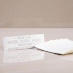 117 – No Shine Bonding Tape Strip